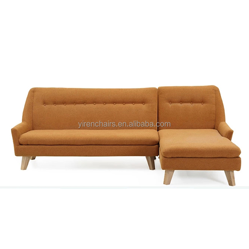 Famous designer fabric chesterfield lounge sofa/high quality leisure sofa design living room furniture
