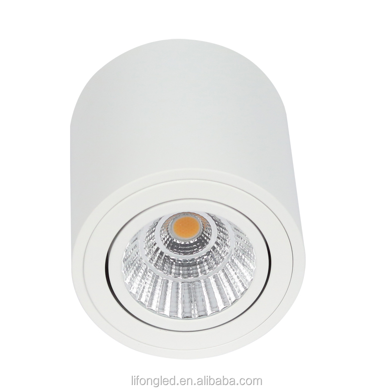 18w well design surface mounted cob led lights <strong>downlight</strong> with 3 years warranty