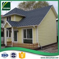 DESUMAN china oem manufacturer CE customized prefab house/prefabricated homes/villas
