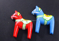 Creative novely horse shaped fridge magnet