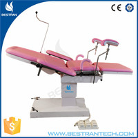 China BT-OE009 Electric multi-purpose Obstetric Table childbearing gynaecological examine Operation bed