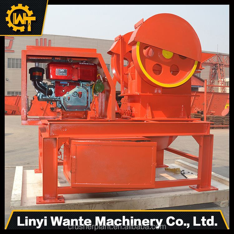 New Mine Machine Equipment,Diesel Engine Mini Jaw Crusher Price On Sale