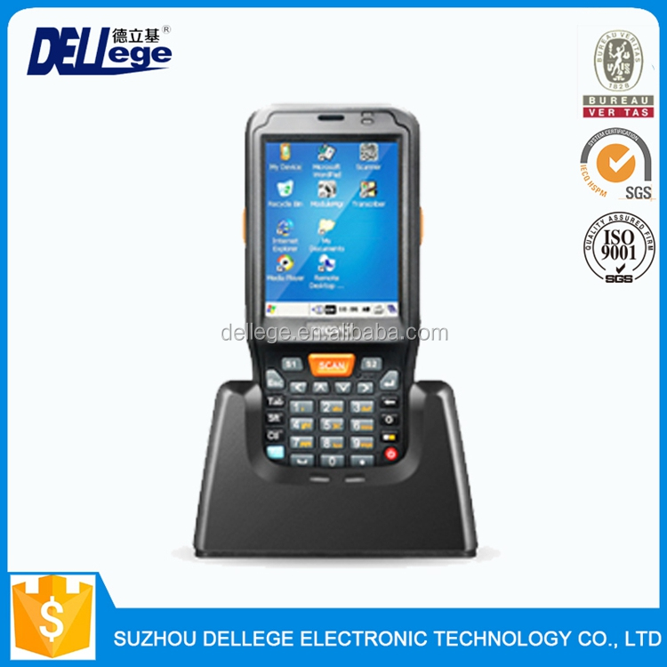 Alibaba China Factory Price Custom Linux Barcode Scanner Pda