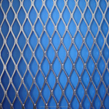 Rodent-Resistant Expanded Metal Mesh