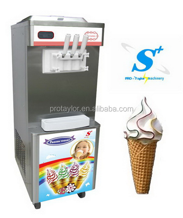 Top grade Crazy Selling soft ice cream/gelato machine