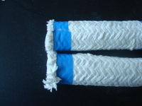stove door sealing rope insulation ceramic rope