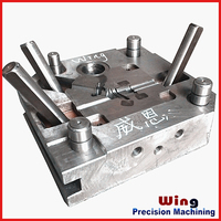 Customized Aluminum Die Casting Mechanical Tools