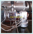 PET Broom Plastic Machinery / Monofilament Production Line