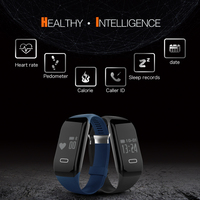 H3 Plus Bluetooth Smart Watch Wrist Bracelet H3 watch compatible for all cell phone