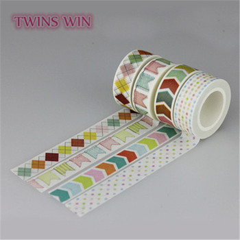 2019 eco friendly  arrows colorful masking tape 694