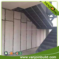 Sound insulated sandwich panel construction material green wall systems