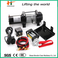 China Suppiers 12 volts Runva Winch for ATV trailer with lowest price