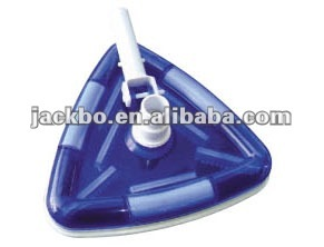 swimming pool cleaning equipment Triangular Vaccum Head