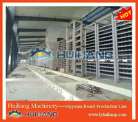Plaster board production line machine with 60 million sq.m per year/ machine from China