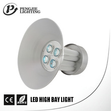 High power dimmable cob induction 200w led high bay lighting fixtures