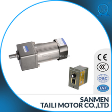 Induction Motor,AC Gear motor, 104mm,180W,110v 220v,380 50hz,60hz, Single phase,Three-phase, Low noise, Low rpm