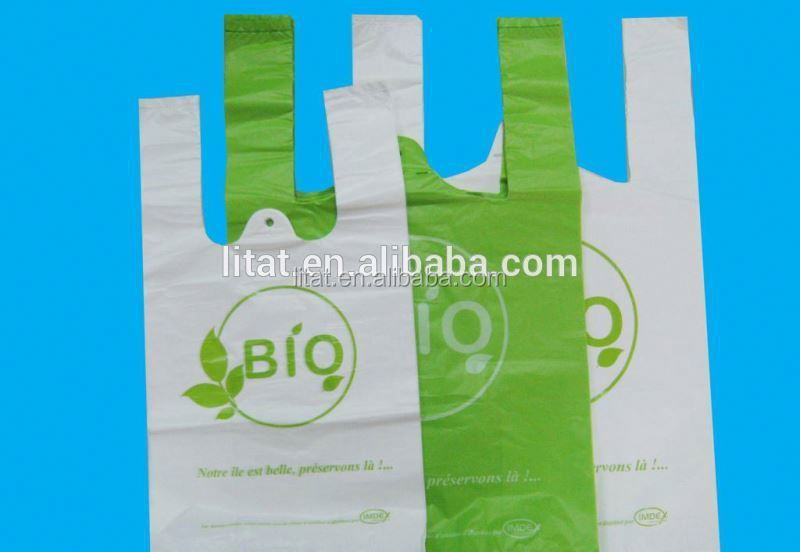 carry plastic shopping bag