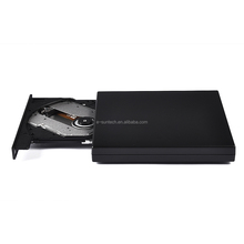 mini laptop with dvd drive Slim Tray loading External USB 2.0 DVD / CD ROM Drive / Burner / Writer/dvd duplicator for laptop