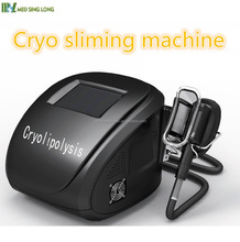 HOT Fat Freeze Cryolipolysis Machine body slimming ,One Cryo slimming machine for Fat Freezing for home use