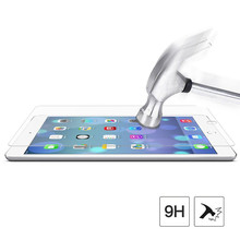 High quality 9H 2.5D nano tempered glass screen protector for Ipad 1 2 3 4
