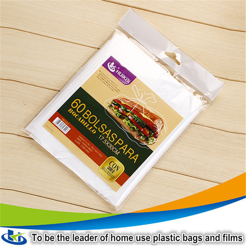 Yiwu walmart promotional hermetic storage freezer bags food protection goodies plastic bag