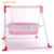 New design cheap price baby care products soft bed rocking chair baby cradle swing