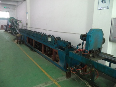 Roller Track Production Line