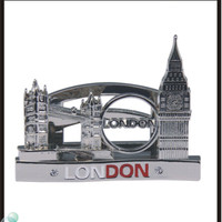 High Quality London Souvenir Custom Metal