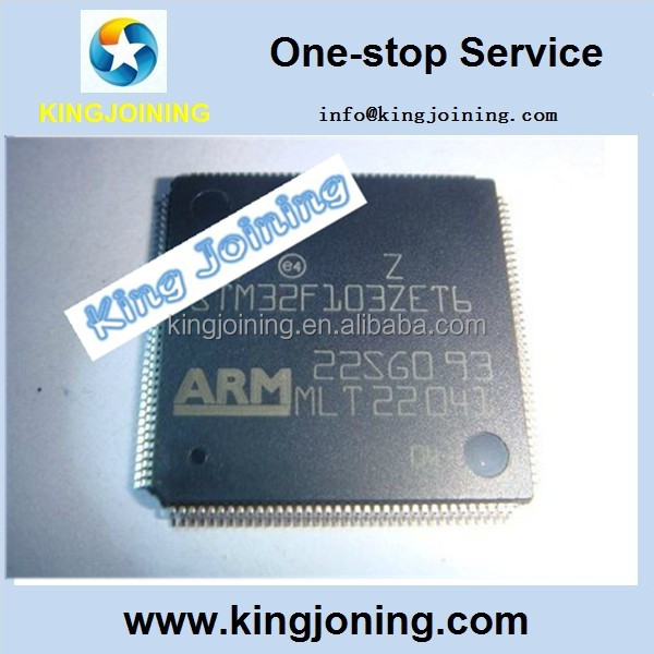 ARM Cortex-M3 STM32 F1 Microcontroller IC 32-Bit 72MHz 512KB (512K x 8) FLASH LQFP STM32F103 STM32F103ZET6