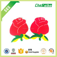 New type flower shape car paper air freshener/hanging paper air freshener