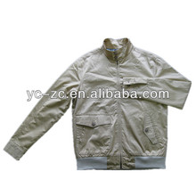 Casual wear 2013 autumn single jacket men winter jackets