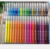 36 colors of water based marker fineliner tip coloring brush pen set
