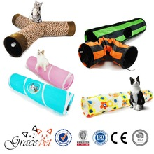 Various Type Cat Play Tunnel/ Cat toy