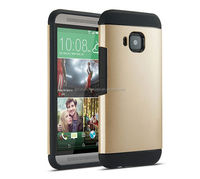 Hybrid High Impact Slim Lightweight Smart Case For Htc M8