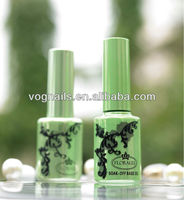 Florales Gel nail polish on natural nails Colored gel polish