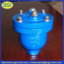 Flanged Single Ball Air Release valve/air vent valve