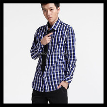 alibaba in russia new model man cotton wholesale plaid flannel shirt