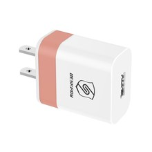 Superior Quality US Plug Slim 5V 1A USB Wall Charger For iPhone iPad Galaxy And Tablet PC
