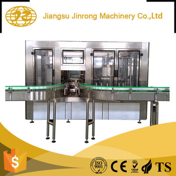 High performance For sale filling and sealing Cans machine
