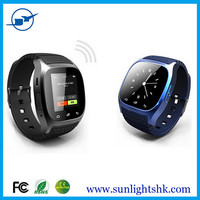 R-Watch Bluetooth M26 Review Watch Mobile Phone Cool Led Watches