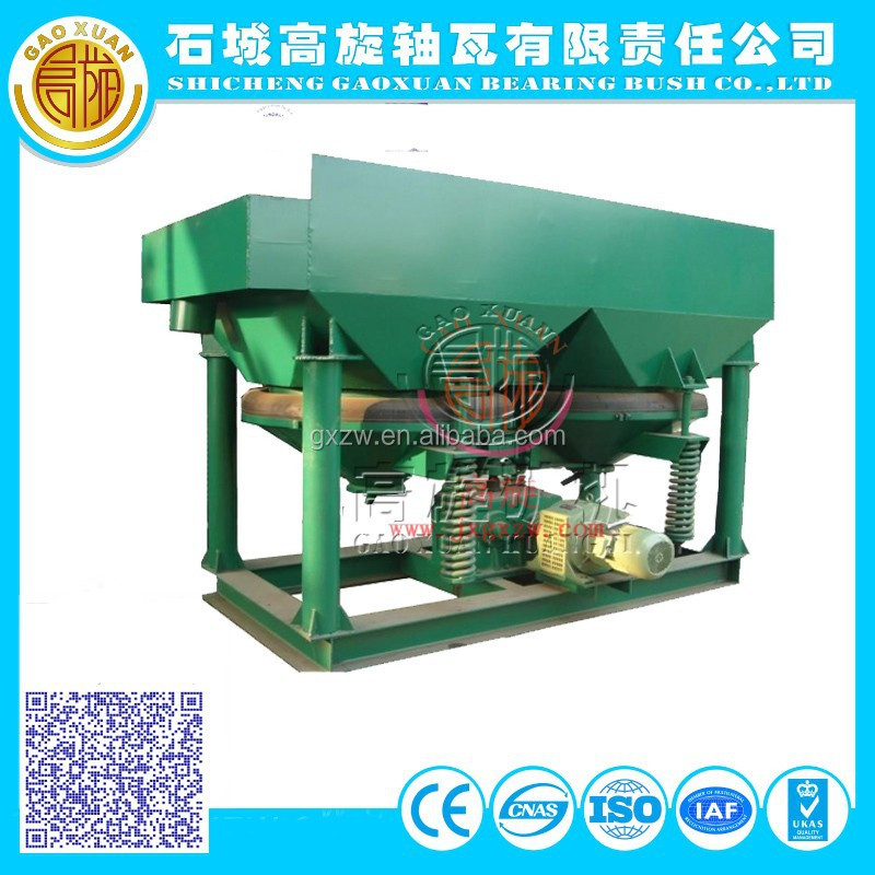 Gold jig machine for river sand and river gold sand mine/iron mineral mining