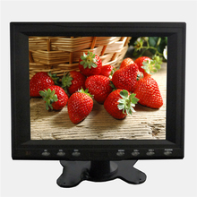 8 Inch LED Touch Screen Digital Display For Computer and CCTV Camera