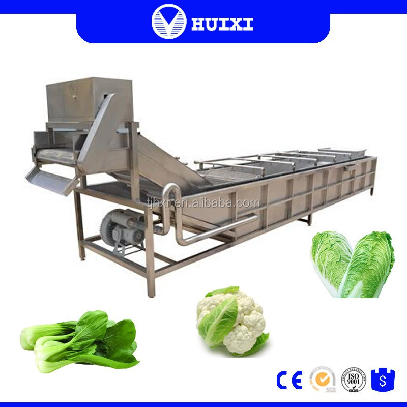 Good Quality High Pressure Fruit and Vegetable Washing Machine