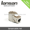 China Manufacturer RJ45 Cable cat5e cat6 Keystone Jack
