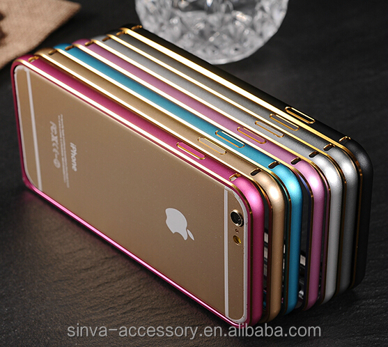 New Arrival Aluminium Metal Bumper for mobile phone, Factory Supply