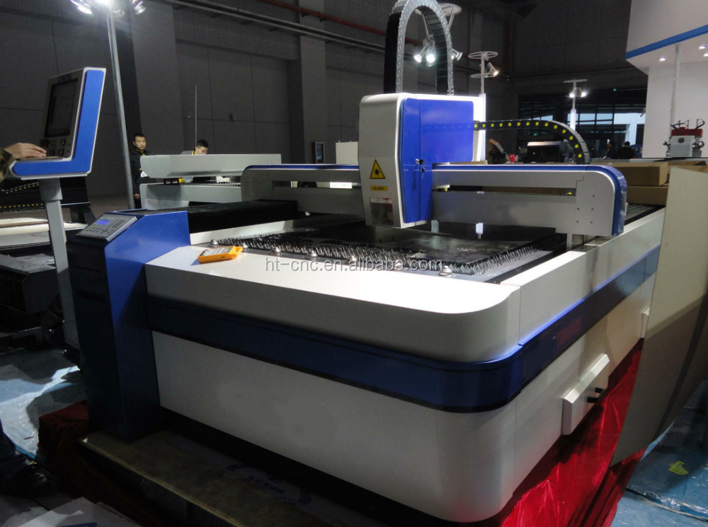 Ecnomical Metal Fiber Laser cutting machine 1325