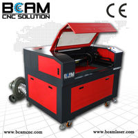 Manufacturer !!! portable metal laser engraving machine BCJ1060-80w CNC Laser for nonmetal