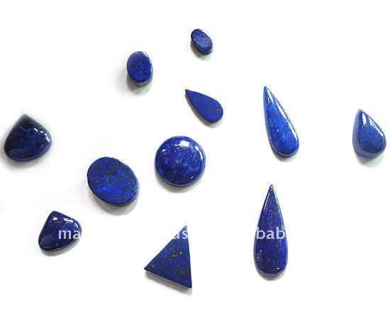 Blue Lapis Lazuli Mix Fancy Natural Stone