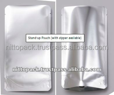 Durable stand-up aluminum foil bag for brown sugar price , OEM available