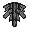 High Quality Custom Helmet Insert Net